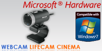 Test de la webcam Microsoft LifeCam Cinema - Article